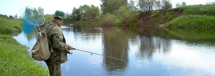 ловля щуки при малых реках
