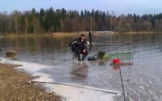 Рыбалка в Конаково: места и особенности