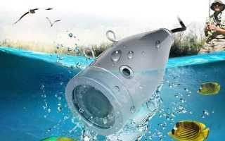 Камера для подводной съёмки для рыбалки – лучшие модели и цена