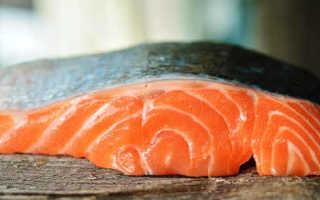 Как запечь лосося