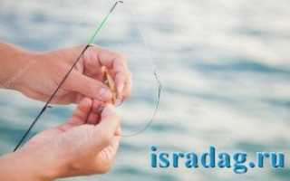 Рыбалка на виброхвост
