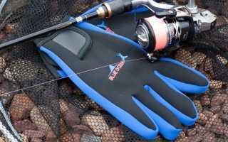 Перчатки для зимней рыбалки – неопреновые, водонепроницаемые: рейтинг лучших и отзывы