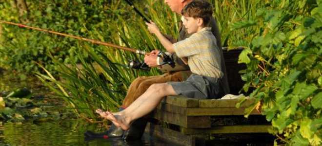 Как разбудить интерес ребенка к рыбалке