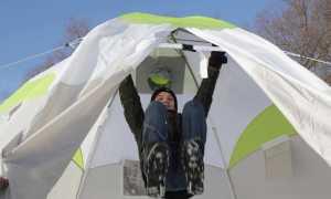 Зимняя палатка Лотос для рыбалки – модели, цены и отзывы