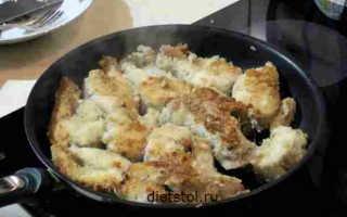 Как готовить щуку на сковороде