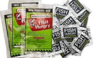 Активатор клева FishHungry – как действует, реальные отзывы и цена