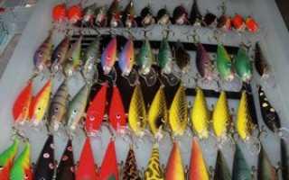 Воблеры для ловли лосося – особенности, разновидности моделей серии, их параметры
