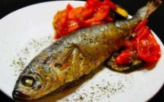 Как приготовить рыбу красноглазку