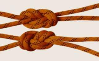 """Узел """"Восьмерка"""" – надежное связывание петель, поводков и крючков"""