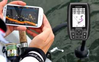 Портативные эхолоты для рыбалки: обзор, отзывы и использование