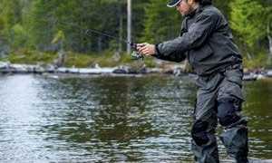 Непромокаемые костюмы для рыбалки –  особенности их строения, материал
