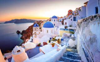 Санторини – самый фотогеничный остров Греции