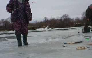 Рыбалка на покаток зимой – описание снасти, какая рыба ловится, выбор места и техника рыбалки