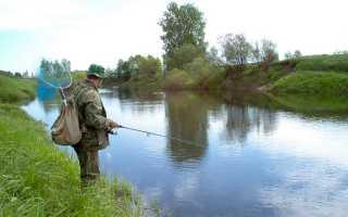 Секреты ловли щуки на малых реках
