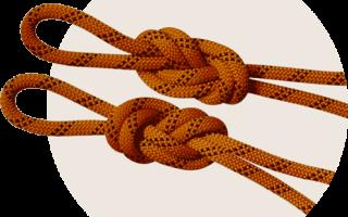 Как привязывать крючок к леске – способы и схемы рыболовных узлов