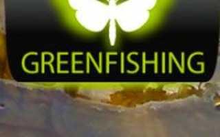 Прикормки Greenfishing – описание
