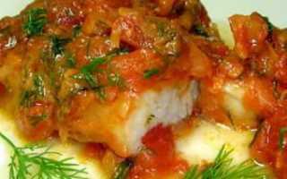 Как приготовить рыбу под маринадом в духовке