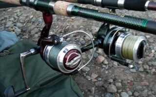 Катушки с байтраннером для фидерной и карповой рыбалки