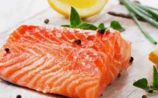 Как засолить лосося