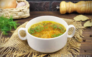 Как приготовить рыбный суп из консервов «Сайра»
